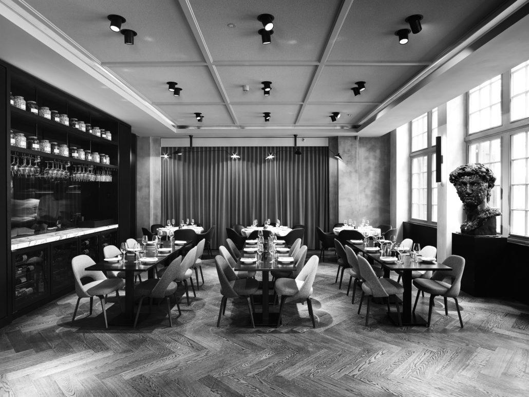 Private dining - Rijksrestaurant